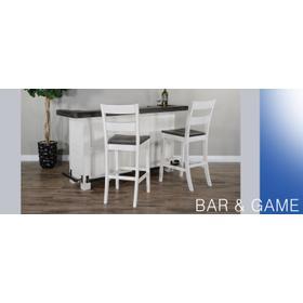 "Carriage House 78"" Bar"