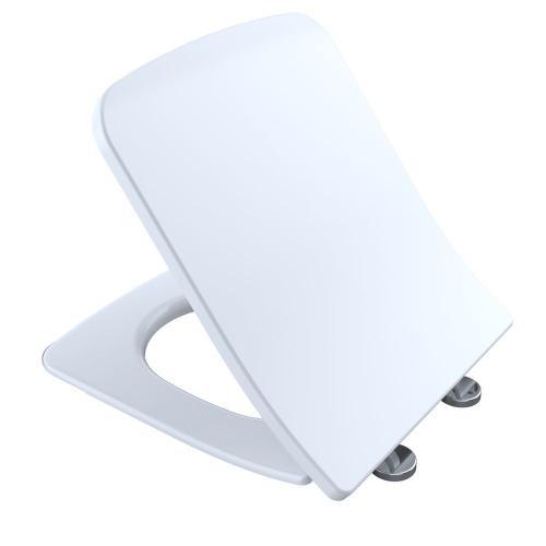Slim Square SoftClose® Seat - Cotton