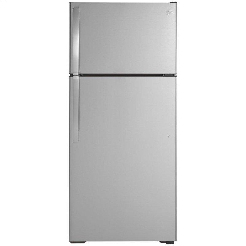 ENERGY STAR® 16.6 Cu. Ft. Top-Freezer Refrigerator