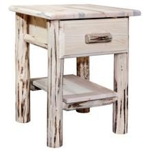 Montana Collection Nightstand with Drawer