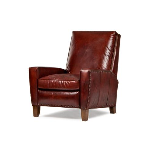 Hancock and Moore - 7109-PRB LLOYD POWER RECLINER W/BATTERY