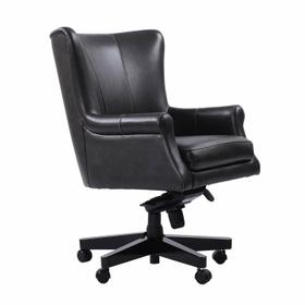 DC#129 Cyclone - DESK CHAIR Leather Desk Chair