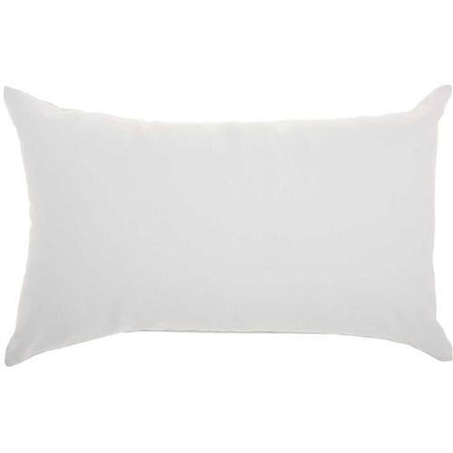 "Trendy, Hip, New-age L1001 Pewter 14"" X 22"" Throw Pillow"