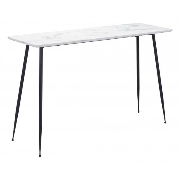 Grenoble Console Table White