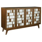2-7445 Mid Century Modern Entertainment Console Product Image