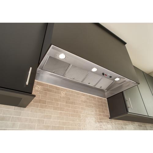 Broan® 45-Inch Pro-Style Built-In Range Hood Insert