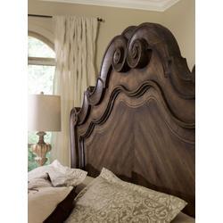 Rhapsody California King Panel Bed