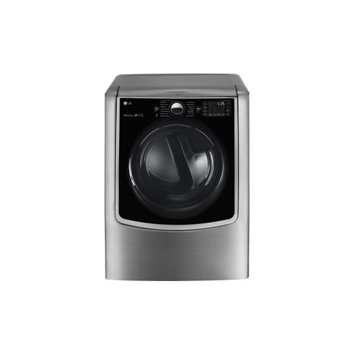 LG Canada - 7.1 Total Capacity LG TWINWash™ Bundle with LG Pedestal and Electric Dryer