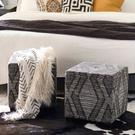 Riley Cube Ottoman Product Image
