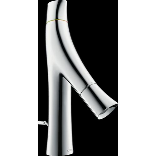 AXOR - Chrome 2-Handle Faucet 80 with Pop-Up Drain, 1.2 GPM