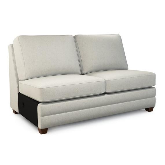La-Z-Boy - Bexley Armless Full Sleeper Sofa