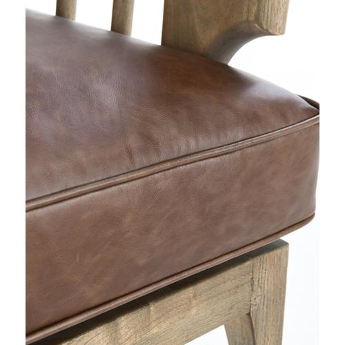Classic Home - Lawrence Accent Chair Havana Brown