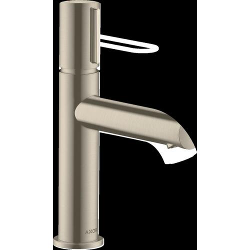 Brushed Nickel Single-Hole Faucet Select 110 with Pop-Up Drain, 1.2 GPM