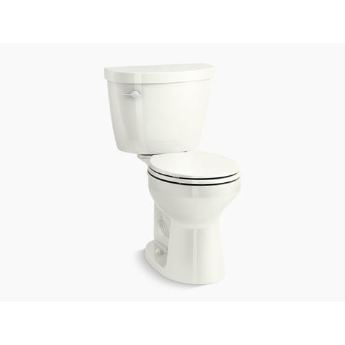 Kohler - Dune Two-piece Round-front 1.28 Gpf Chair Height Toilet