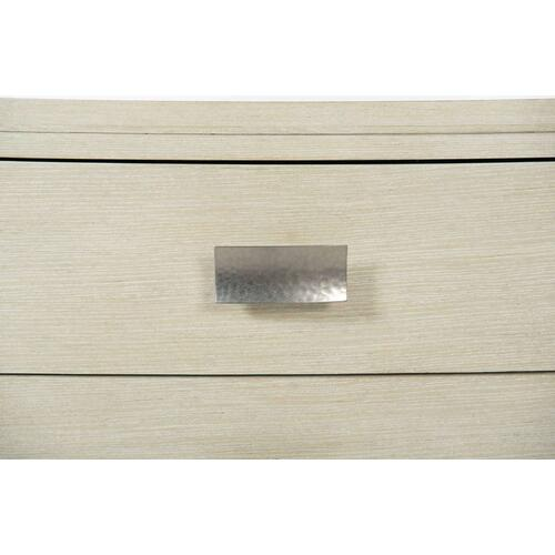 East Hampton Nightstand in Cerused Linen (395)