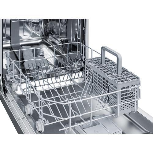 "18"" Wide Built-in Dishwasher"