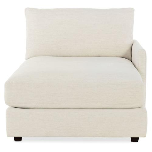 MARQ Living Room Quinton Right Arm Chaise