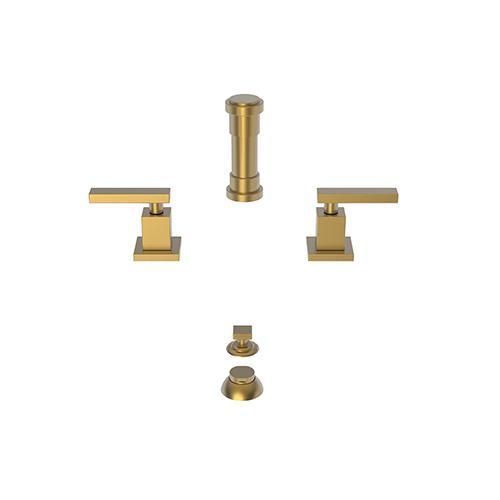Newport Brass - Satin Bronze - PVD Bidet Set