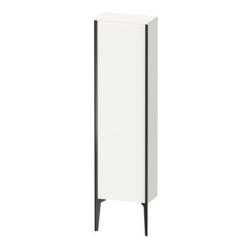 Duravit - Semi-tall Cabinet Floorstanding, White Matte