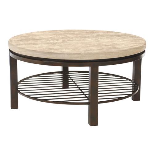 Bernhardt - Tempo Round Cocktail Table