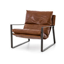 Dakota Tobacco Cover Emmett Sling Chair