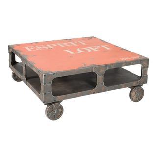 Loft Coffee Table Orange