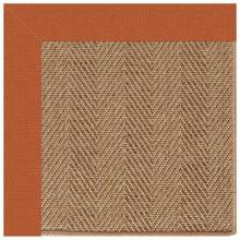 "View Product - Islamorada-Herringbone Canvas Rust - Rectangle - 24"" x 36"""