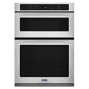 30-INCH WIDE COMBINATION WALL OVEN WITH TRUE CONVECTION - 6.4 CU. FT. -