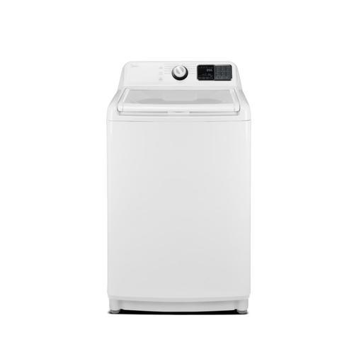 Midea - 4.5 Cu. Ft. Top Load Washer with Agitator