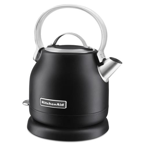 1.25 L Electric Kettle Black Matte