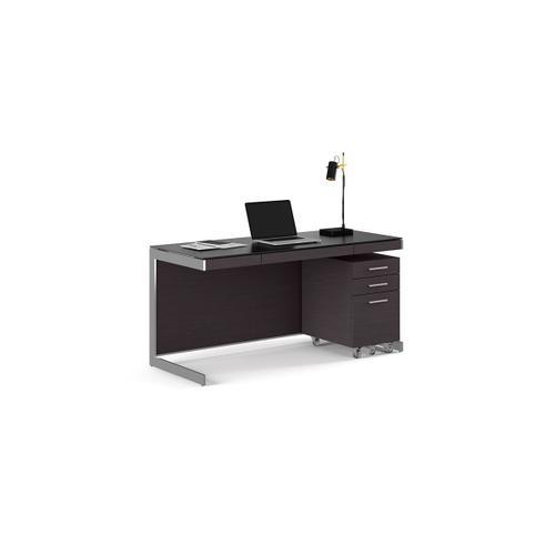 Desk 6001 in Espresso