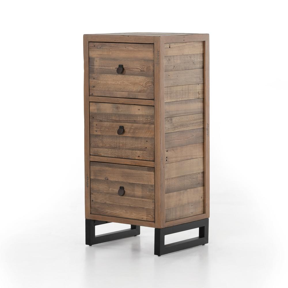 Woodenforge Filing Cabinet-oaklands
