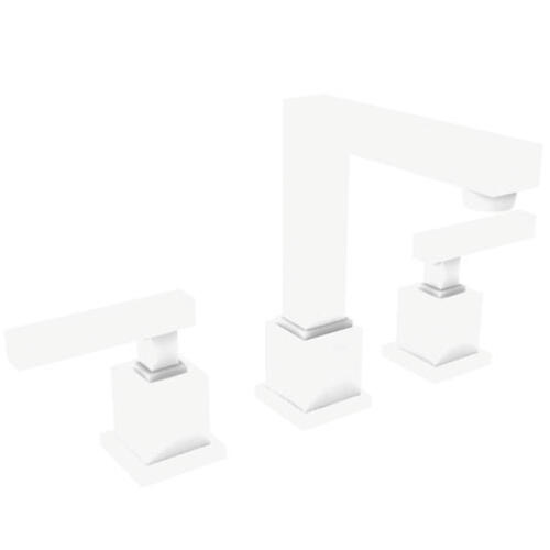 Newport Brass - Matte White Widespread Lavatory Faucet