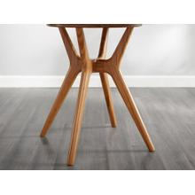"""Product Image - Sitka 36"""" Round Dining Table, Amber"""
