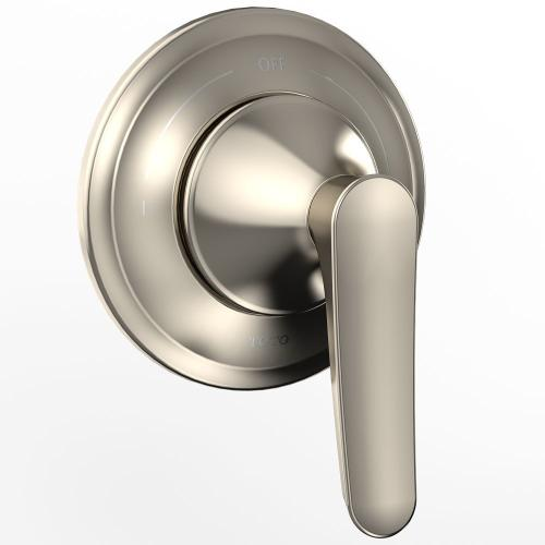 Wyeth™ Two-Way Diverter Trimwith Off - Brushed Nickel