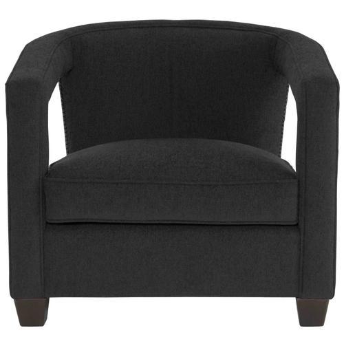 Bernhardt Interiors - Alana Chair in Mocha (751)