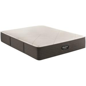 SIMMONS Beautyrest Hybrid BRX1000-IP Plush Mattress Only