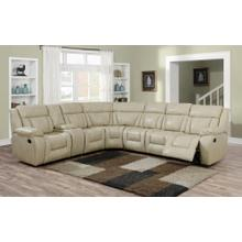 Hudson Beige Sectional set