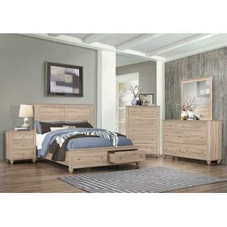 Wenham 4-piece Full Bedroom Set