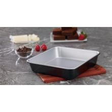 "Chef's Classic Non-Stick 9"" Square Cake Pan"