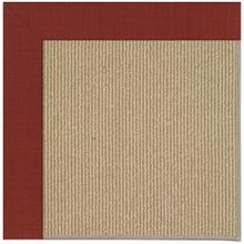"""View Product - Creative Concepts-Sisal Dupione Henna - Rectangle - 24"""" x 36"""""""