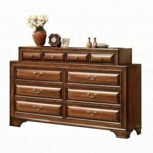 ACME Konane Dresser - 20458 - Brown Cherry
