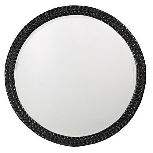 Howard Elliott - Amelia Mirror - Glossy Black