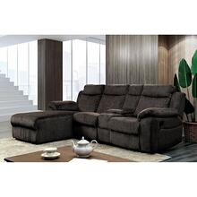 Sectional w/ Console Kamryn