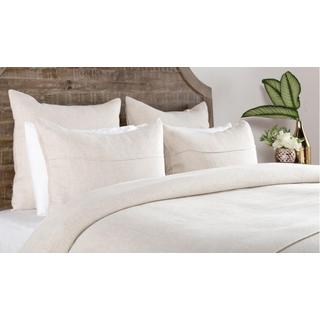 Beaumont Linen 3Pc Queen Duvet Set
