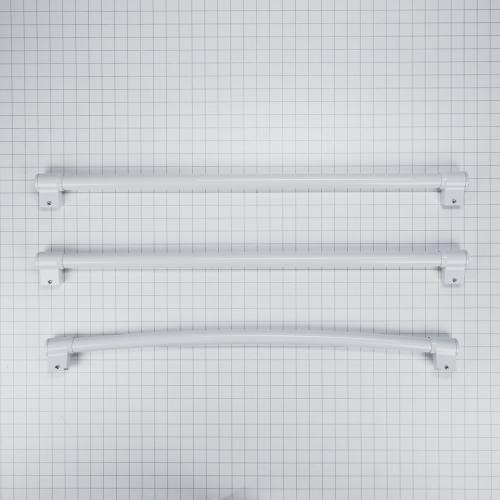 French Door Refrigerator Handle Kit, White