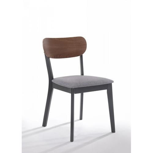 VIG Furniture - Modrest Lillian - Modern Grey Dining Chair (Set of 2)