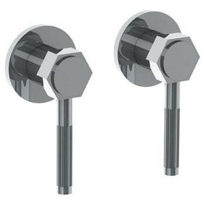 Wall Mounted 2-valve Shower Trim Product Image