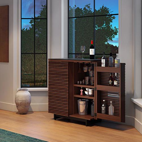 Bar 5620 in Chocolate Stained Walnut