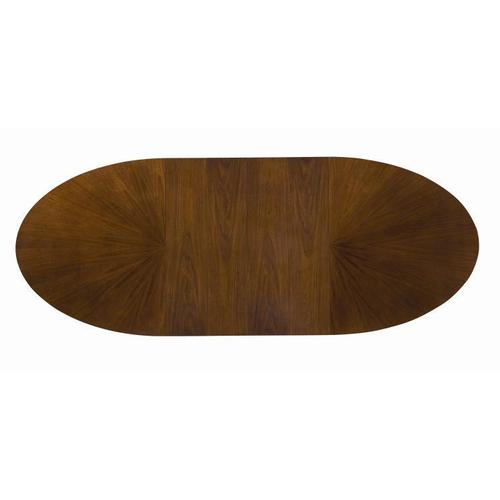 Product Image - Tribeca Double Pedestal Dining Table